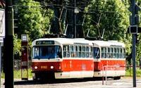 Tramvaje v Praze pojedou přímo před hlavní nádraží. Trať povede skrz Vrchlického sady