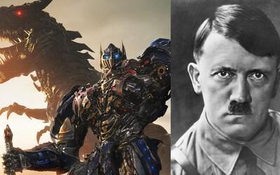 Transformeri budú v novom filme bojovať proti Hitlerovi, Churchillovi a Kráľovi Artušovi