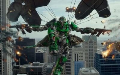 Transformers 4 sa odhaľujú v čele s Dinobotmi!