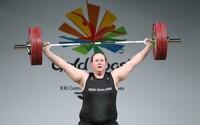 Transgender vzpěračka Laurel Hubbard končí na olympiádě bez medaile. Ve finále skončila po těch neúspěšných pokusech