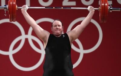 Transgender vzpěračka Laurel Hubbard po olympijském neúspěchu končí se soutěžením