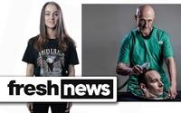 Transplantace hlavy a nejlepší kebab. Sleduj debutový díl seriálu Freshnews, odteď každou neděli na našem YouTube kanále