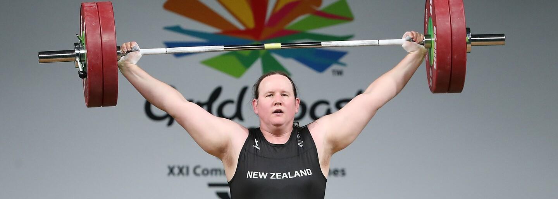 Transgender vzpěračka Laurel Hubbard získala ocenění sportovkyně roku