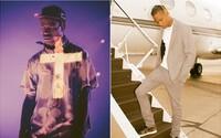 Travis Scott má vlastné náboženstvo. Spojil sily s luxusnou značkou Saint Laurent