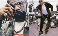 Travis Scott nežiari len po hudobnej, ale taktiež po módnej stránke. Raperove outfity môžu inšpirovať aj vás