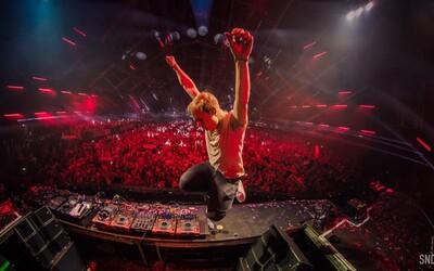 Trenčín sa otrasie v základoch: Už čoskoro ho svojou návštevou poctí svetový DJ Armin van Buuren