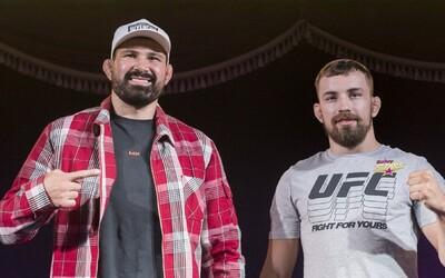 Tréner Kleinovho súpera si myslí, že slovenský zápasník na UFC naschvál podvádzal s váhou