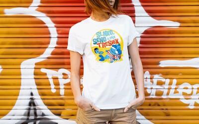 Treskoslovenská Treska prichádza s vtipnou a farebnou kolekciou tričiek. Potešia všetkých milovníkov tejto dobroty
