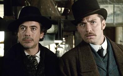 Tretí diel Sherlocka Holmesa natočí režisér skvelého Orla Eddieho a hudobnej biografie Rocketman