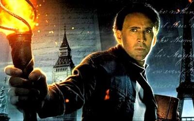 Tretí Lovci pokladov s Nicolasom Cageom stále pracujú na scenári