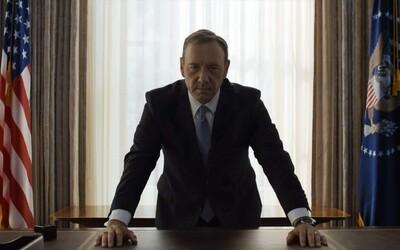 Třetí série perfektního House of Cards se představuje v prvním traileru