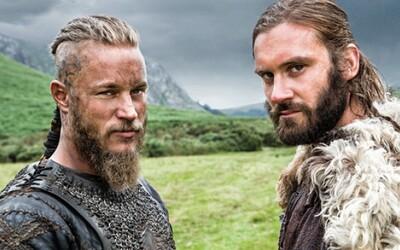 Tretia séria Vikingov sa predviedla v prvých záberoch s mečmi a štítmi