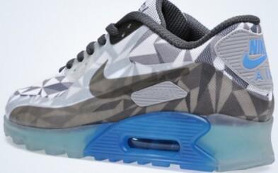 Tretie prevedenie Nike Air Max 90 z ICE packu