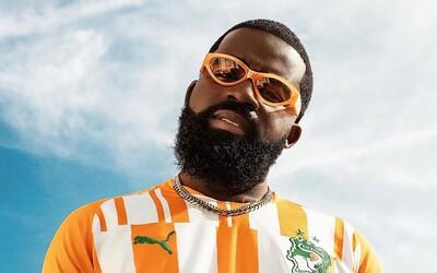 Tretím headlinerom Hip Hop Žije je londýnsky Afro B, ktorého si všimli aj Drake či Beyoncé. Ovládne nový Latino Afro beats štýl