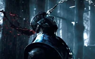 Trhanie vnútorností a lámanie kostí v gameplayi pre nový Mortal Kombat