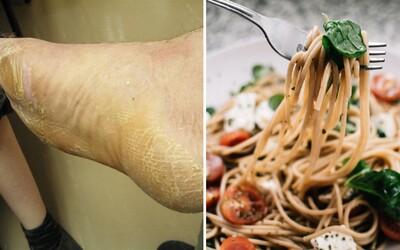 Tři americké vysokoškolačky nasypaly své spolubydlící na těstoviny nastrouhanou lidskou kůži. Vyšetřuje je policie