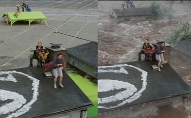 Trikári zodpovední za BvS predvádzajú svoju prácu v úžasnom videu porovnávajúc film pred a po CGI
