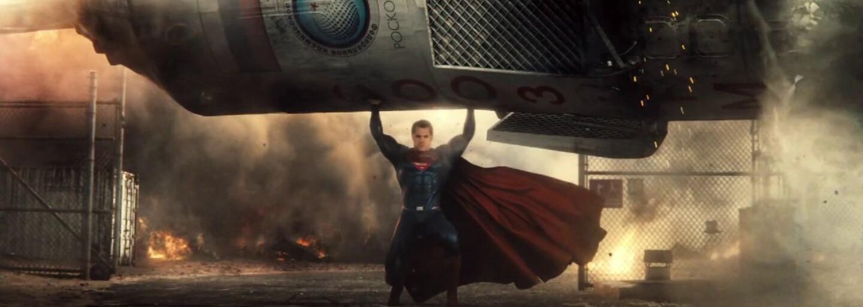 Trio Batman, Superman a Wonder Woman odhalené na nových obrázkoch, trailer už čoskoro
