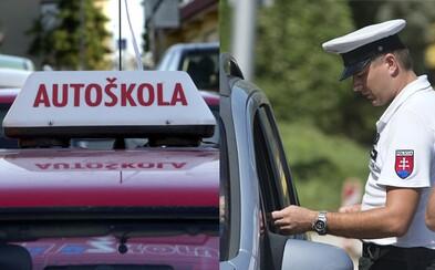 Trnavčan nafúkal pri jazde v autoškole 1,6 promile. Len 20-ročný muž dostane namiesto vodičáku trest