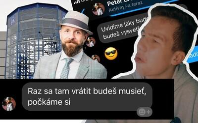 Trnavský primátor Bročka sa dostal do sporu so žiakom ZŠ, vraj sa mu vyhrážal zníženou známkou zo správania
