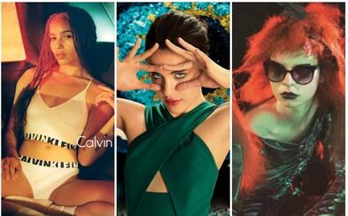 Trojice podzimních módních kampaní značek Kenzo, Calvin Klein a Marc Jacobs, které musíš vidět