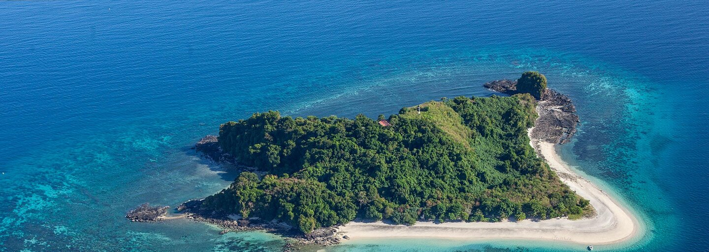 Tropický sen aneb prosluněná rezidence na pláži Madagaskaru