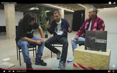 Trosky: Politika bola vždy súčasťou rapu (Rozhovor)