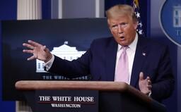 Trump chce, aby lidé proti koronaviru používali lék proti malárii. Varují ho před tím i vlastní poradci