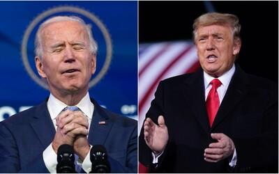 Trump: Joea Bidena bych v boxerském zápase snadno knokautoval