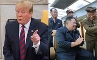 Trump nabídl Kim Čong-unovi let na palubě Air Force One