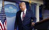 Trump neuznává Bidena jako vítěze voleb v USA. To já jsem vyhrál, napsal na Twitter, avizuje soudní spory