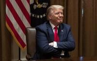 Trump opět perlil: Pokud bychom netestovali, neměli bychom žádné případy koronaviru