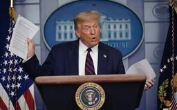 Trump tvrdí, že pokud prohraje volby, Američané se budou muset učit čínsky