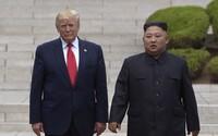Trump: Vím, jak se má Kim Čong-un, ale nesmím to říct