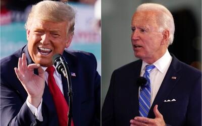 Trumpovi a Bidenovi budou během diskuse vypínat mikrofon, rozhodla Komise pro prezidentské debaty