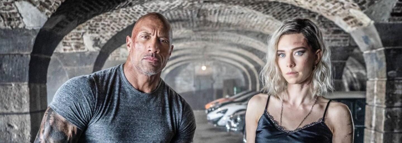 Tržby z kín dokazujú, že The Rock a Statham sa rodine Vina Diesela nemôžu rovnať. Víťazí horor Nočné mory z temnôt (Box Office)