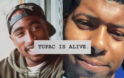 Tupac prý žije. Syn Suge Knighta údajně na Instagramu prozradil skrytou pravdu, o níž měl mlčet do konce života