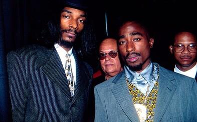 Tupaca do Rockandrollovej siene slávy uvedie Snoop Dogg. Zažijeme nostalgickú chvíľku?