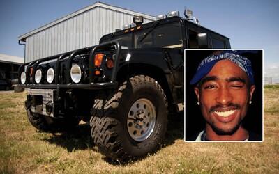 Tupacov upravený Hummer môže byť aj tvoj za viac než 100-tisíc dolárov. Nechýba mu vylepšený exteriér, ale ani prémiový vnútrajšok