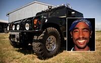 Tupacův upravený Hummer může být i tvůj za více než 100 tisíc dolarů. Nechybí mu vylepšený exteriér, ale ani prémiový vnitřek