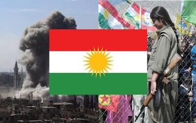 Turecko-kurdský konflikt: Největší národ světa bez vlastního státu, který se krví a železem hlásí o samostatnost
