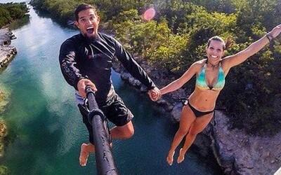 Turista zomrel po tom, čo si chcel urobiť nezabudnuteľnú selfie pri vodopáde. Nerešpektoval zákaz a spadol
