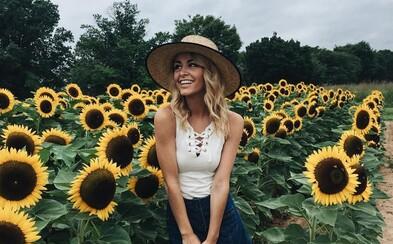 Turisté zničili slunečnicovou farmu kvůli nejlepší selfie