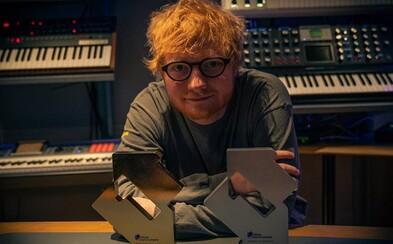 Turné Eda Sheerana vydělalo již 740 milionů dolarů. Zpěvák pokořil světový rekord U2 z roku 2011