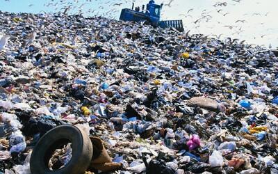 Tušil jsi, kolik tun lidského odpadu je na naší Zemi? Obrovské množství možná časem vytvoří novou vrstvu na povrchu