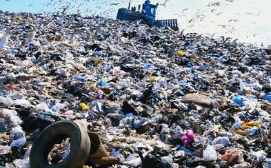 Tušil si, koľko ton ľudského odpadu je na našej Zemi? Obrovské množstvo možno časom vytvorí na povrchu novú vrstvu