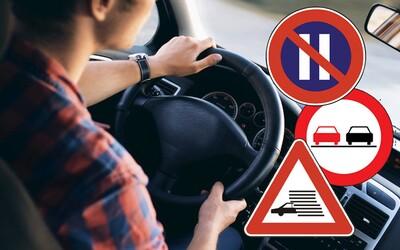 Tušíš, ako správne chodiť po priechode pre chodcov? Vyskúšaj si zákerné testy z autoškoly (Kvíz)
