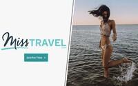 Túžiš po dovolenke v exotickej destinácii, no nemáš peniaze? Sociálna sieť Miss Travel ťa prepojí s majetnými pánmi