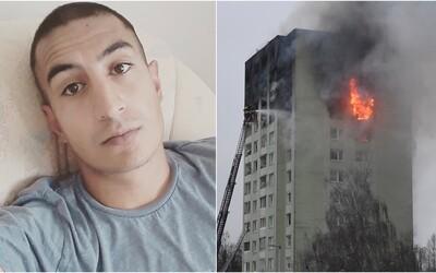 Tváril sa, že zbiera peniaze na pomoc obyvateľom vybuchnutej bytovky. V skutočnosti však chcel len zarobiť (Aktualizované)