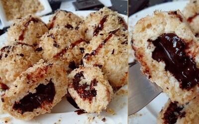Tvarohové knedlíčky s čokoládou jsou nutričně hodnotným pamlskem, který musíš ochutnat (Recept)
